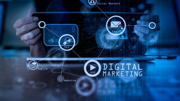 خدمات دیجیتال مارکتینگ